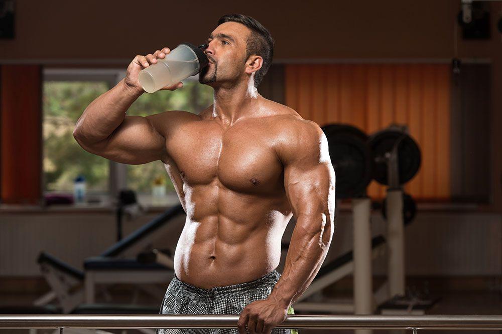 Bodybuilder Ernährung
