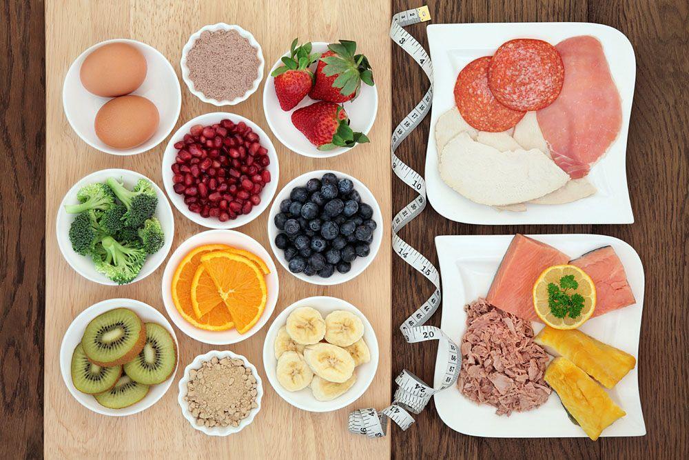 Protein für den Muskelaufbau Übersicht